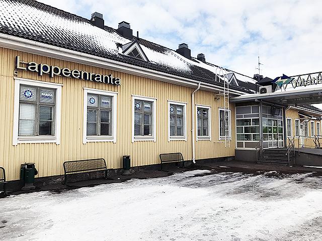 Lappeenranta_Train_Station